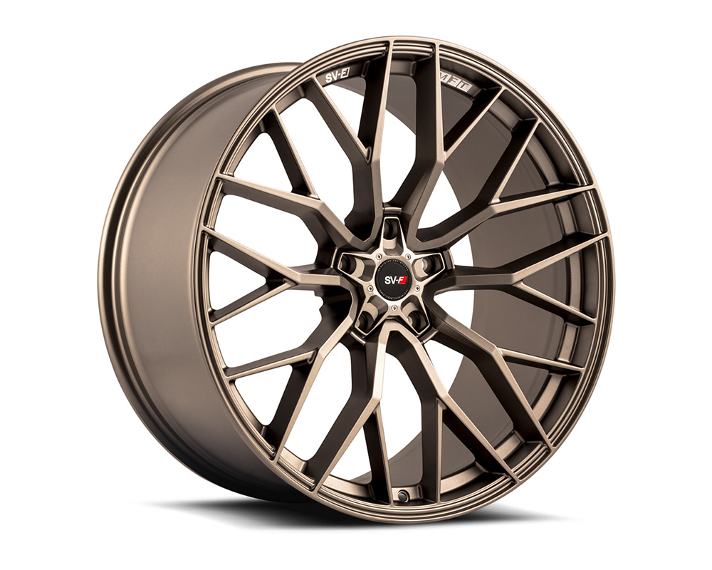 Savini SV-F2 Wheel Flow Form Series Matte Bronze - SAV-SVF2-MB