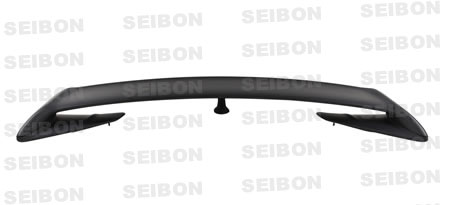 Seibon Dry Carbon OEM Style Rear Spoiler Nissan GT-R R35 2009-2021 - RS0910NSGTR-OE-DRY