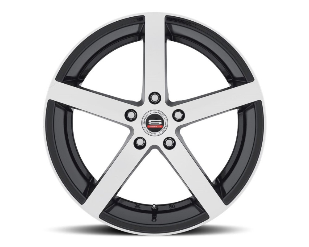Spec-1 SP-10 Wheel Racing Series 20x10 5x114.3 40mm Gloss Black Machined - SP10S-20101640GBM