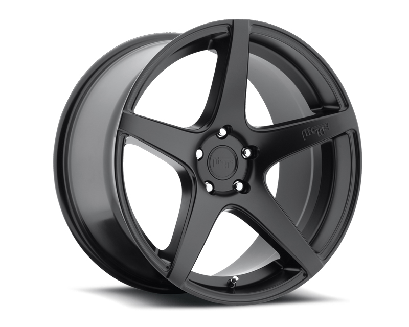 Niche GT-5 M133 Matte Black Wheel 20x10.5 5x120 +30mm - M133200521+30