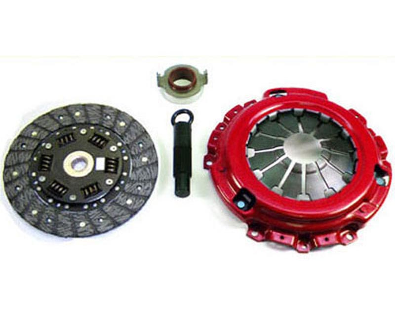 RalcoRZ Stage 1 Full Organic Clutch Kit Mazda MX-6 2.2L Turbo 88-92 - RF1-53308R0Z