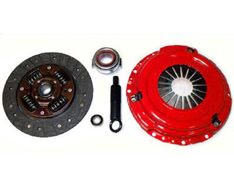 RalcoRZ Stage 2 Carbon Kevlar Clutch Kit BMW 325i Convertible 86-93