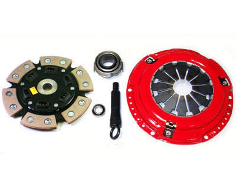 RalcoRZ Stage 4 Ceramic Solid Clutch Kit Subaru Legacy Non-Turbo 2.2L 90-99 - RF1-55007R4Z