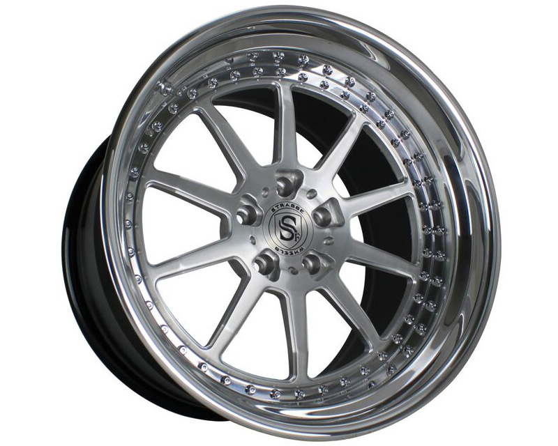 Strasse R10 3 Piece Competition Series Wheel - Strasse-R10-3pcCS