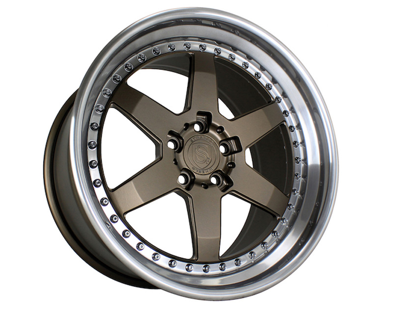 Strasse S6 3 Piece Competition Series Wheel - Strasse-S6-3pcCS