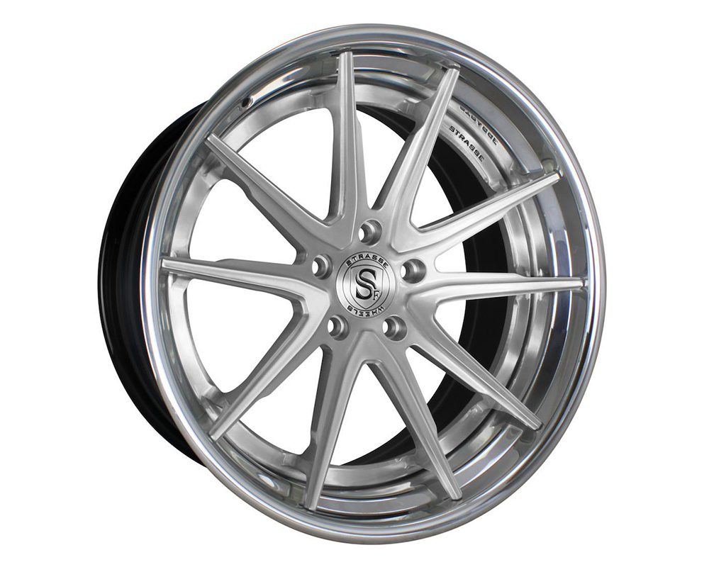 Strasse SV5 Deep Concave FS Wheel - Strasse-SV5-3pcDCFS