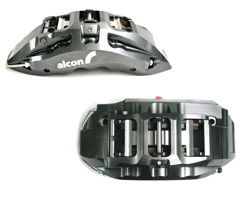 Alcon Superkit 384mm 6 Piston Front / 370mm 4 Piston Rear Brake Kit BMW M3 E90/92 08-13