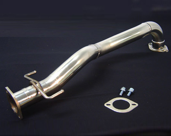 Tanabe Turbine Pre-Cat Tube Downpipe Mitsubishi EVO X 08-09