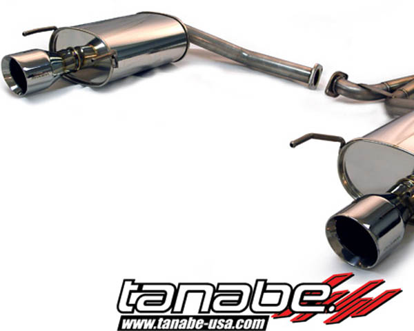 Tanabe Medalion Touring Catback Exhaust Lexus GS300 06 - T70112