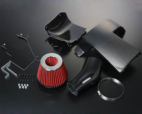 Js Racing Tsuchinoko Carbon Chamber Kit Acura TSX 2007-2008 - TCC-E2-K
