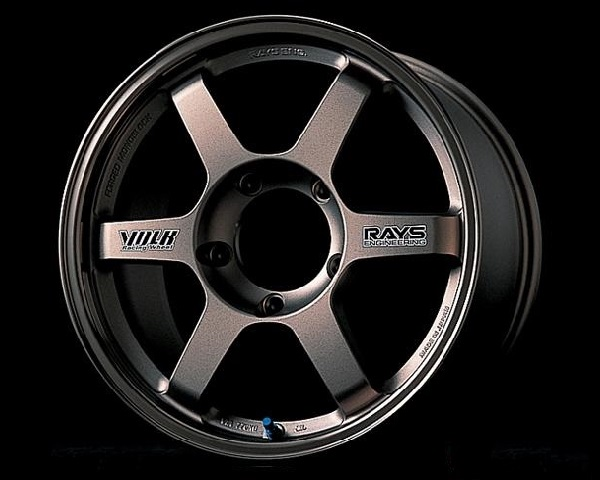 Volk Racing TE37 Large PCD Wheel 18x9.0 6x139.7 - VR-TE37L-1890-5139