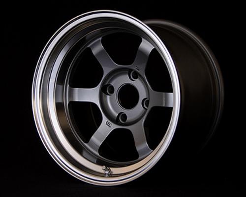 Volk Racing TE37V Wheel 15x8.5 4x100 -5mm