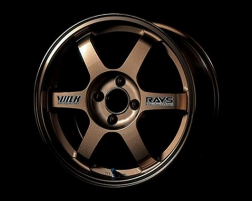 Volk Racing TE37 Wheel 17x9 5x114.3