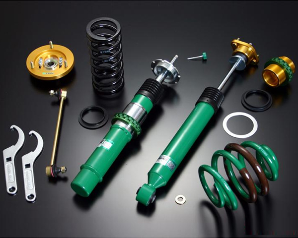 TEIN Super Street Coilover System Pillow Ball Mount Honda Accord (CB7) 90-93