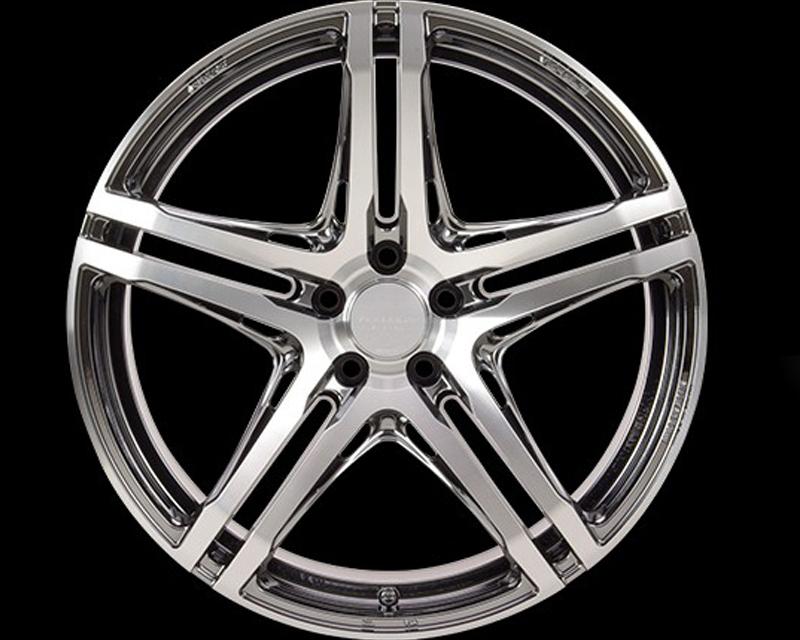 Rays Wheels Chromo Ibrido Variance V.V.52S Wheel 20x9.5 5x114.3 38mm - TJAX38ESAJ