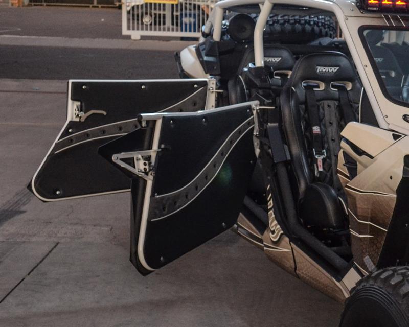 TMW Offroad Stealth Doors Can-Am Maverick X3 MAX