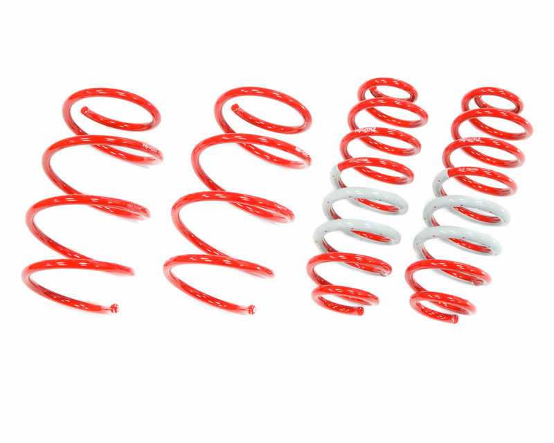 Tanabe NF210 Normal Feeling Springs Toyota C-HR 2018 - TNF202