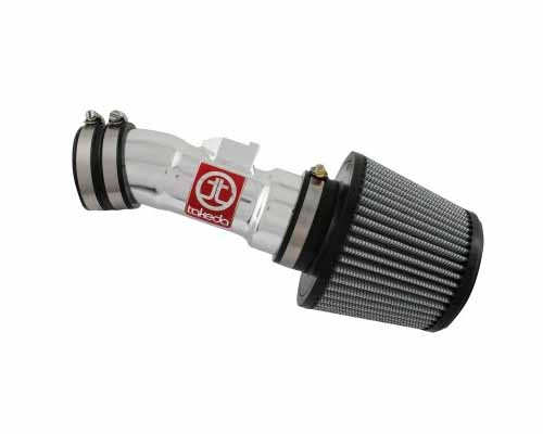 Takeda PDS Stage-2 polished Short Ram Air Intake System Mazda 3 L4-2.0/2.3L 04-09 - TR-4101P