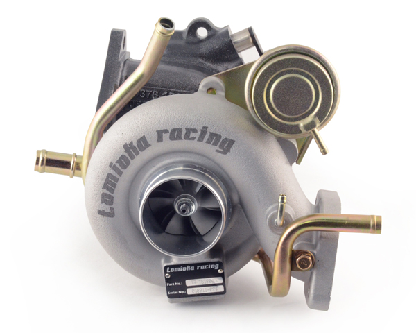 Tomioka Racing TD06-20G Turbocharger with Flange Outlet Subaru Legacy GT BL|BP 06-13 - TR-TS1006