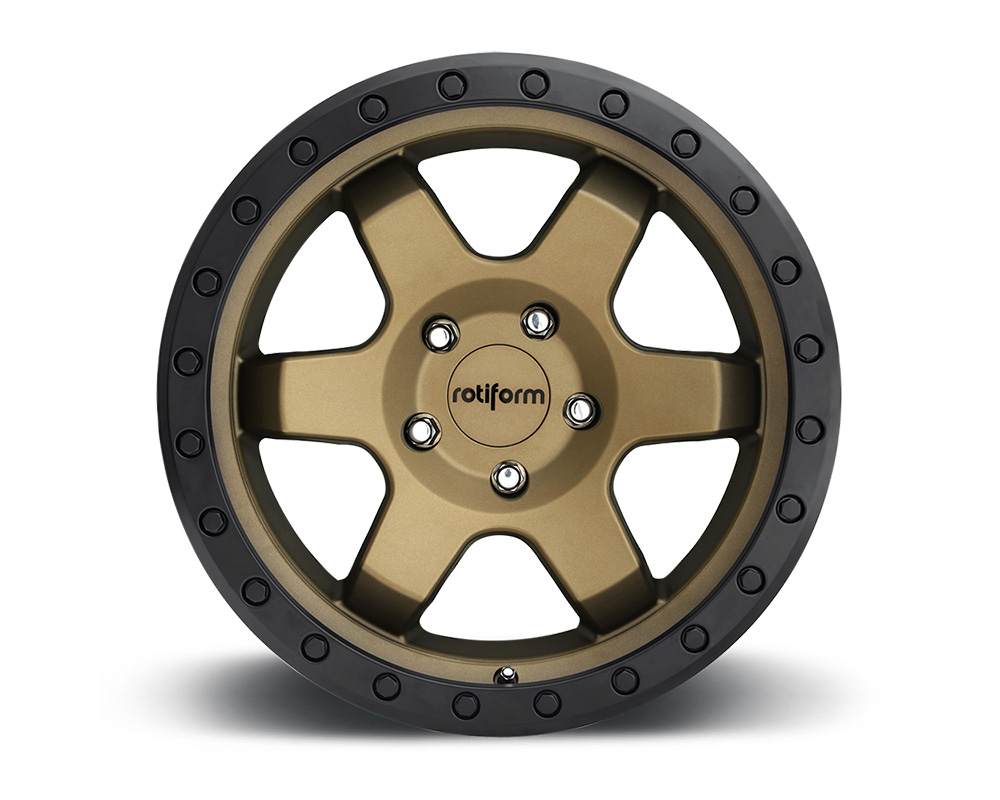 Rotiform SIX-OR Bronze Cast Monoblock Wheel 20x9 6x135 1mm - R150209089+01