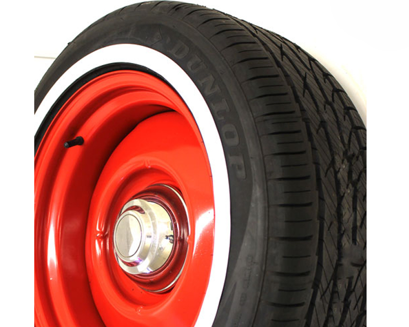 Tred Wear 1 Inch White Wall for Tires - TRW-16278