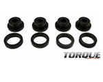 Torque Solution Drive Shaft Carrier Bearing Support Bushings Mitsubishi 3000GT 91-99