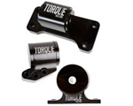 Torque Solution Billet aluminum 3 piece Engine Mount kit Mitsubishi Evolution VII-IX 2001-2006 - TS-EV-125