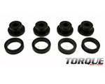 Torque Solution Drive Shaft Carrier Bearing Support Bushings Mitsubishi Galant VR4 91-93 - TS-GA-DSB