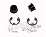 Torque Solution Shifter Cable Bushings Toyota Matrix 2003-11