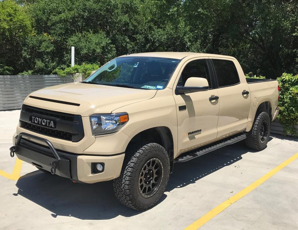Southern Style Offroad Slimline Hybrid Front Per Toyota Tundra 14 18 Tun H
