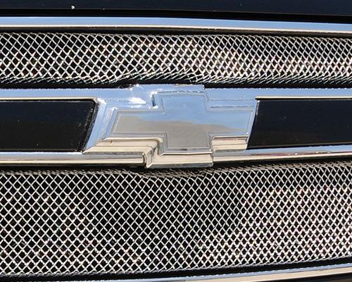 T-Rex Grilles Logo Aluminum Polished Bowtie Chevrolet Suburban 07-13 - 19052