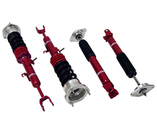 Tanabe Sustec Pro Five Coilovers Infiniti G35 Coupe 03-07 - TSE5063