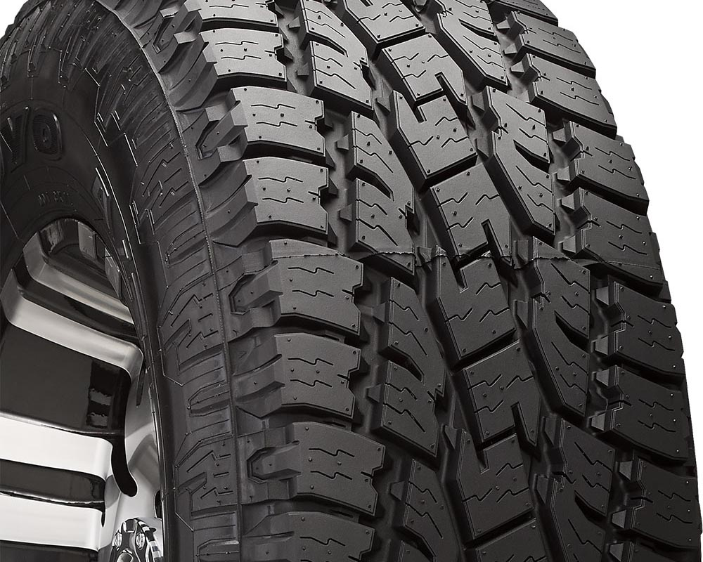 Toyo Open Country A/T II Tire 275/55 R20 117T XL BSW - 353010