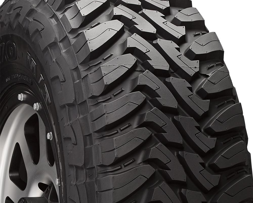 Toyo Open Country M/T Tire LT275/55 R20 115P D1 BSW - 360670