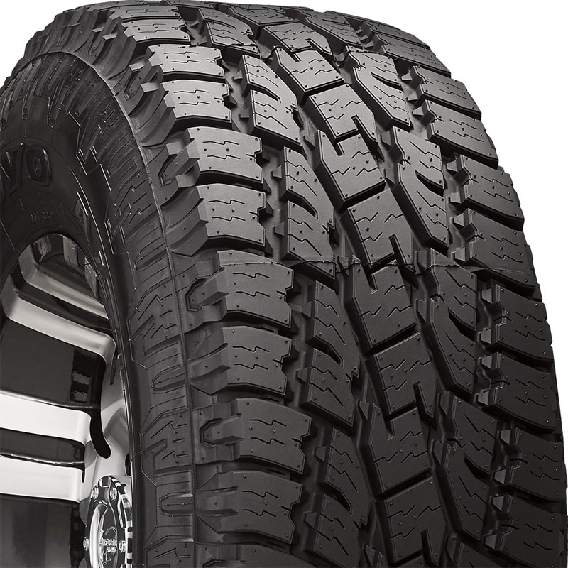 Toyo Tire Open Country AT II LT295 70 R18 129S E1 BSW - DT-30625