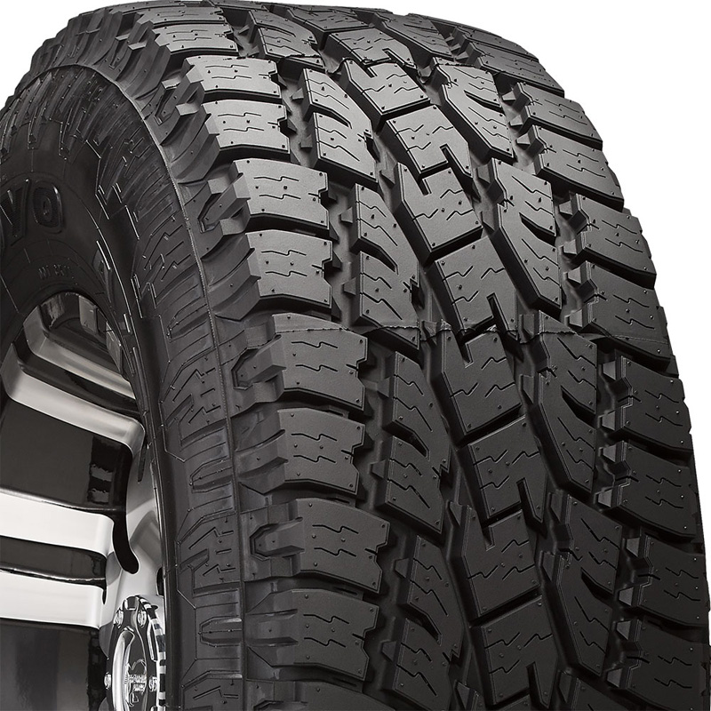 Toyo Tire Open Country A/T II Tire P 265 /65 R17 110T SL BSW - 352040