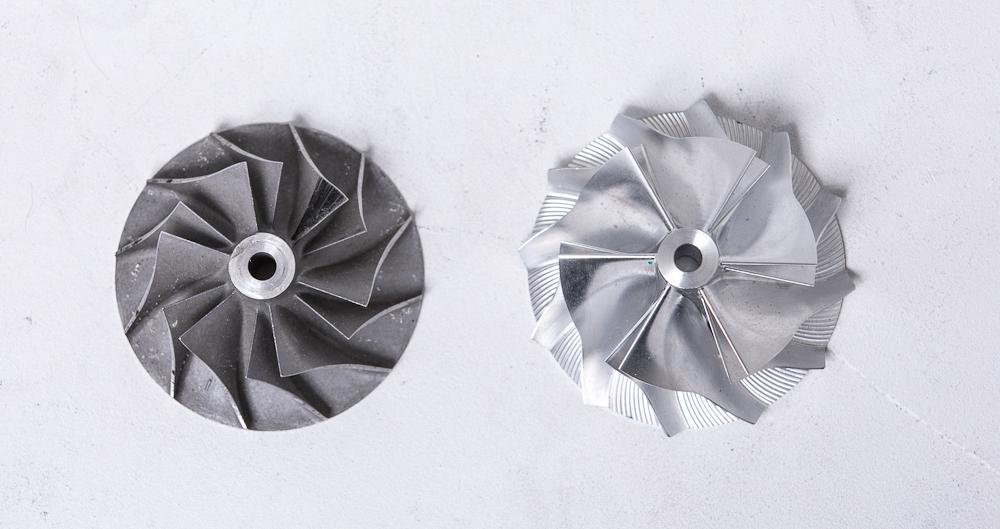 Agency Power Billet Turbo Wheel Upgrade Ford Focus ST 2.0L Ecoboost - AP-FST-ECO-TRB