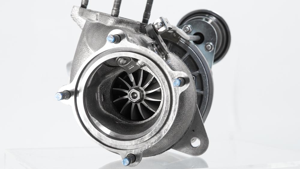 Agency Power K16 K24 Billet Turbo Upgrade Stage 1 Porsche 996 Turbo | GT2 01-05