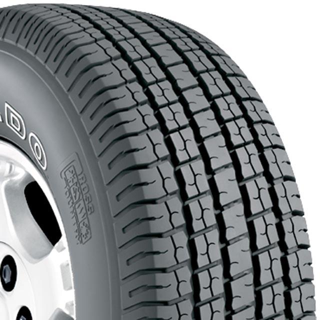 Uniroyal Laredo Cross Country Tire P 265/75 R16 114S SL RWL - 93470