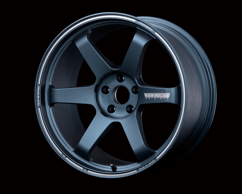 The Volk Racing TE37 series wheel, a premier wheel line incorporates top-level technologies developed from Super GT, Touring Car, LeMans and Formula One racing into its trend-setting designs.