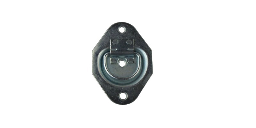 D-Ring 1200 lb Recessed  Snappin Turtle - V4105