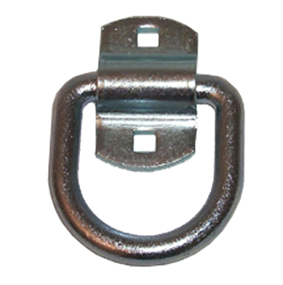 Tie Down Anchor D-Ring Surface Mount 12K 2 Part Snappin Turtle - V4150