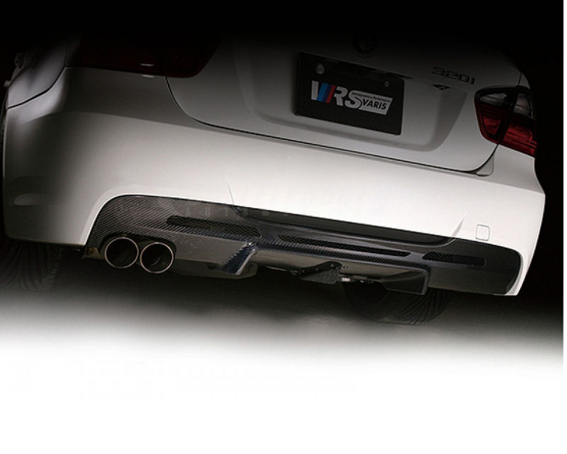 Vab 9004 Varis Carbon Fiber Rear Diffuser Bmw 330i