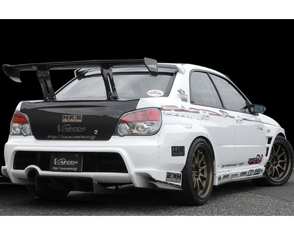 Varis 3-Piece Rear Set Subaru STi GDB C-D-E 02-15 - VASU-038