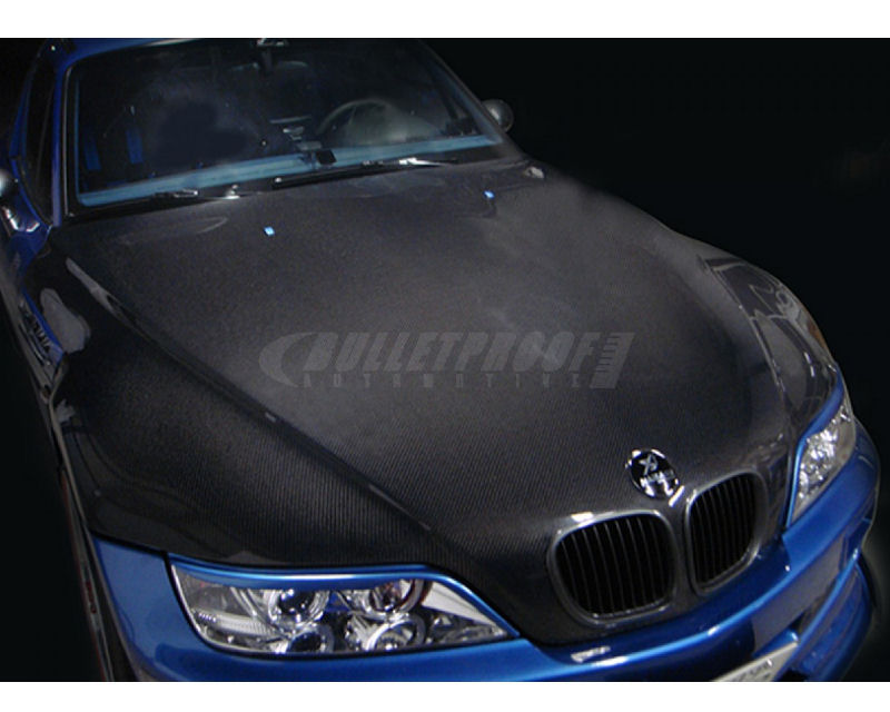 Vbb 4001 Varis Carbon Fiber Light Weight Bonnet Bmw E40 Z3