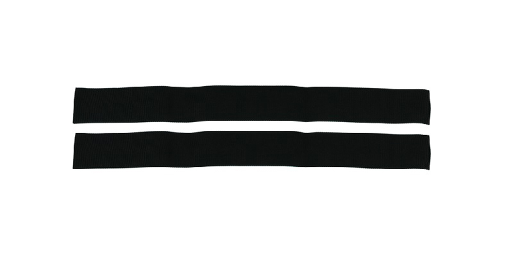 Tie Down Strap Sleeve Cordura 24 Inch 2 Pack Snappin Turtle - VCR210