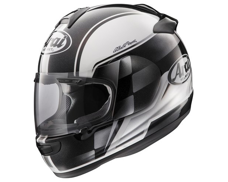 Image of Arai Vector-2 Contest Silver Helmet LG