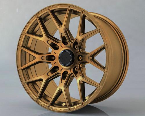 VENOMREX VR801 Wheel 20x10 8x165 -25mm Desert Bronze - VR801.20010.8165.-25D.121.DB
