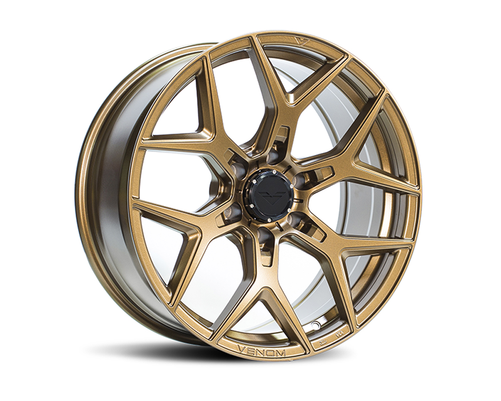 VENOMREX VR601 Wheel 20x9 6x139.7 0mm Desert Bronze - VR601.20090.6139.0C.106.DB