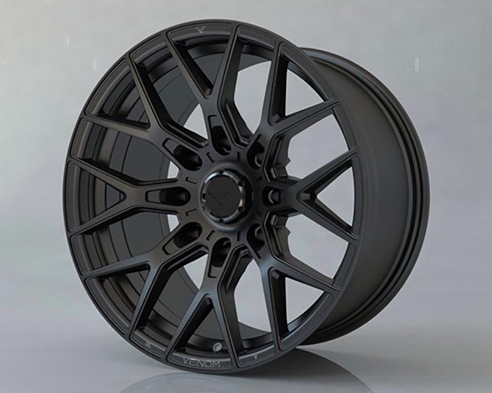 VENOMREX VR801 Wheel 20x10 8x165 -25mm Carbon Graphite - VR801.20010.8165.-25D.121.CG